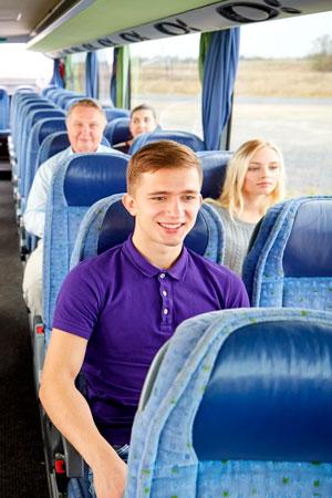 Presupuestos viajes en autobus