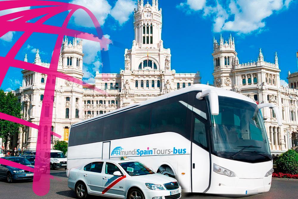 Autobus por España